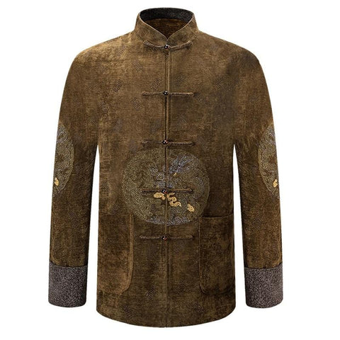 Veste Chinoise Homme Ancienne