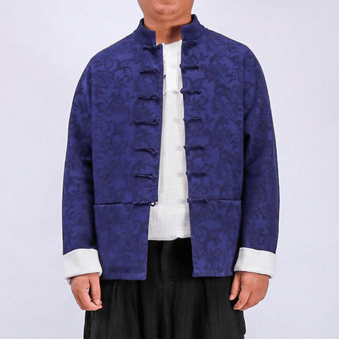 Veste Chinoise Homme Tai Chi