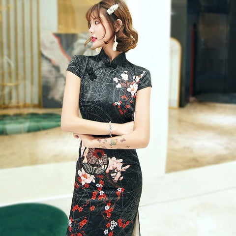 Robe Chinoise Calendrier Astral
