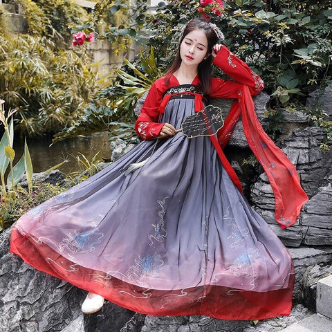 Hanfu Traditionnel