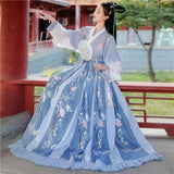Hanfu Chine Antique costume