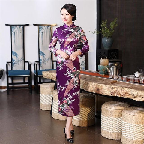Robe Chinoise <br> Décontractée M