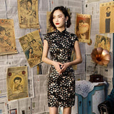 Robe Chinoise <br> Vintage