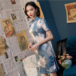 Robe Chinoise <br> Bambou