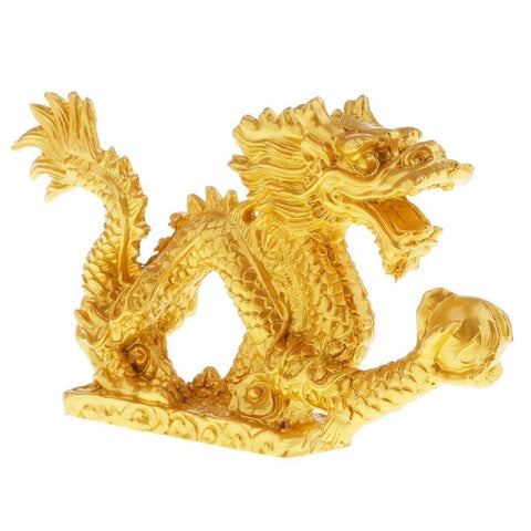 Statue Chinoise <br> Dragon