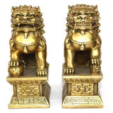 Statue Chinoise <br> Lion