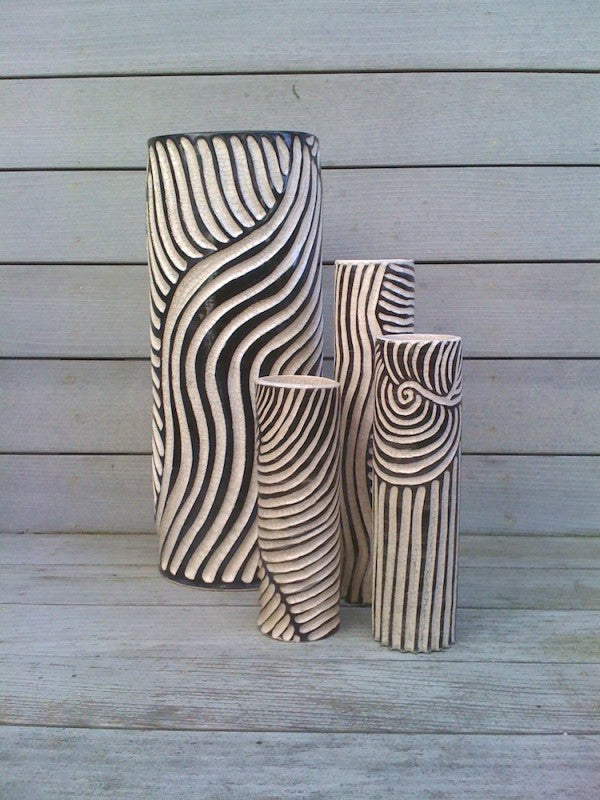 online local handmade ceramics bowls vases totems gifts for couples
