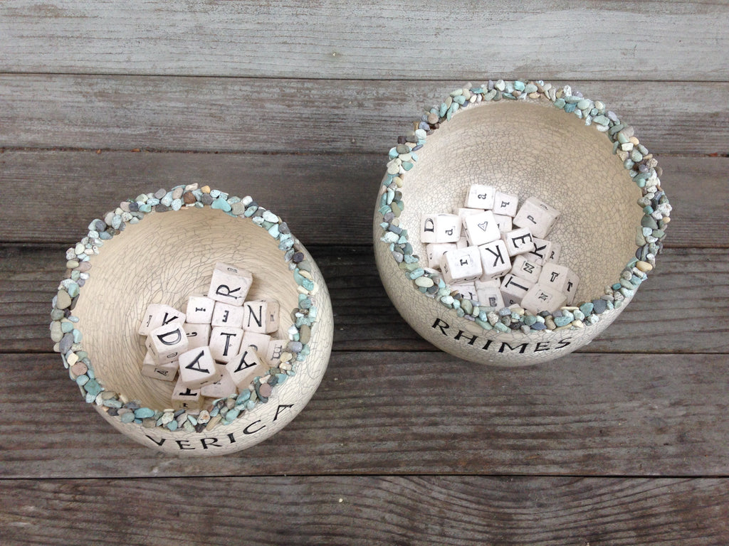 custom ceramic art presents for couple gifts bowls