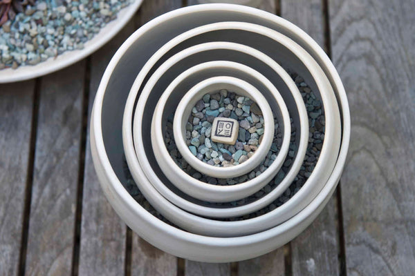 Moye Thompson Ceramic Bowls - handmade ceramic gifts for newlyweds