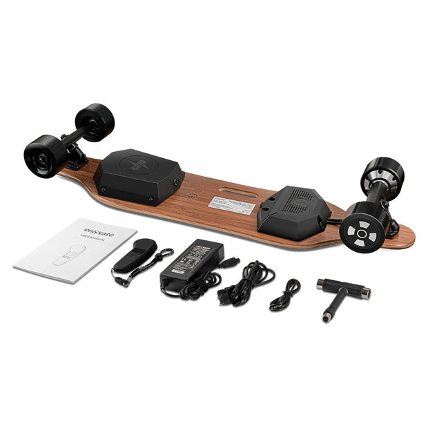 [Upgraded] enSkate Bamboard R2 - Electric Longboard (10% Off discount code: CUT10) - enSkateboard Store
