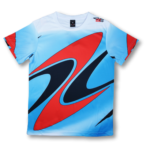 BLUE-RED JERSEY