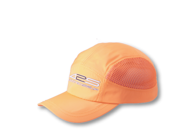 ORANGE QUICK DRY CAP