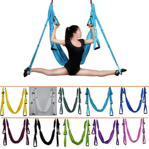 Aerial Yoga Trapeze - Yoga Be Bending