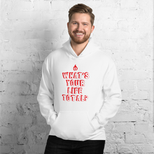Load image into Gallery viewer, What's your life total? Hoodie