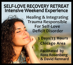 Self-Love Recovery Retreat 2nd Payment