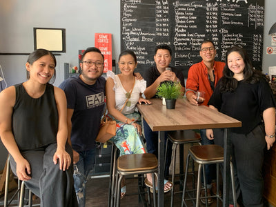 Bluesmith Sources Its Roasting Machine from Froco Coffee Indonesia