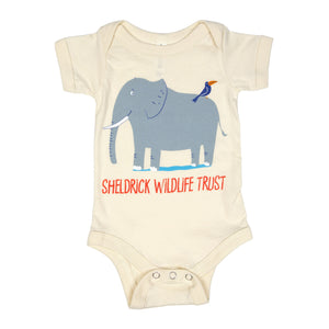 Garzi the Orphan Infant Onesie