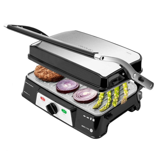 Elektrisk Grill Rock´nGrill 1500 Take&Clean