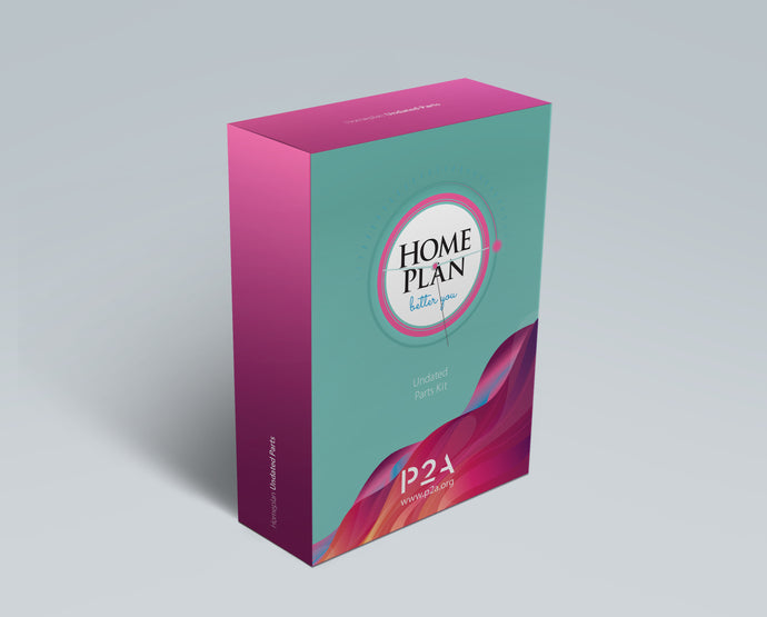 2021 Homeplan Refill - Undated Parts Kit