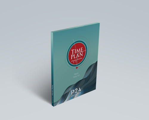 2021 Timeplan Refill - Plastic Parts Kit