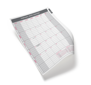 2020 Homeplan Household Management Planner Refill Kit – Week to View