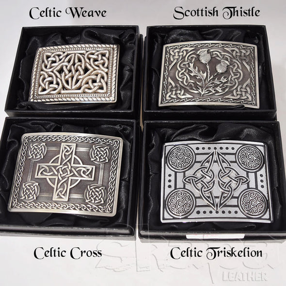 Assorted Kilt Belts w/ FREE BUCKLE