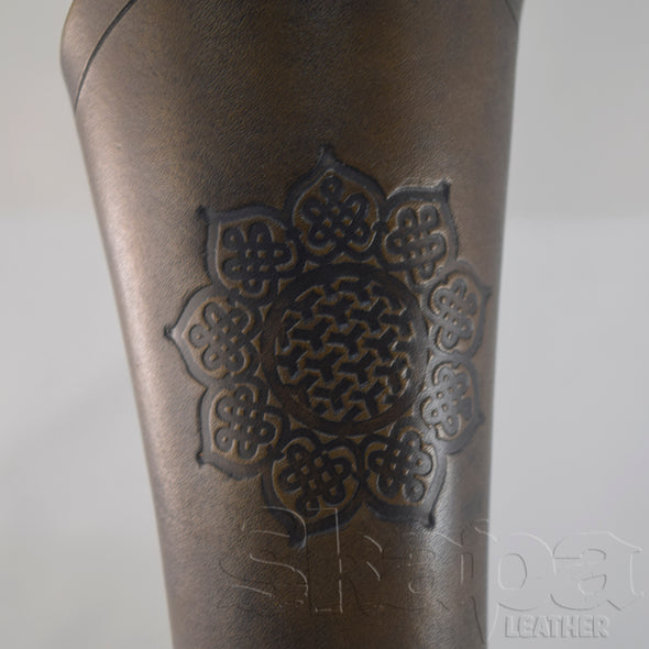 Emira's Small Leather Bracers