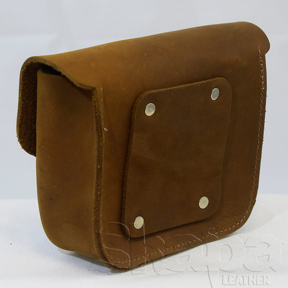 Wanderer's Leather Pouch - 5 colors!