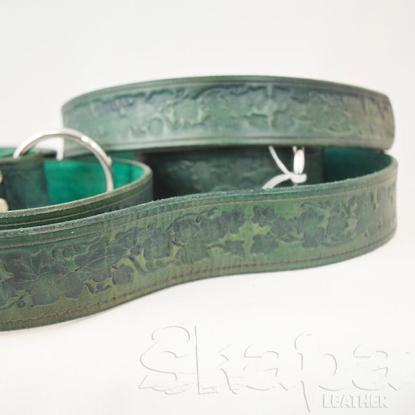 "60"" Running Ivy Ring Belt- Imperfect"