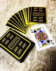 Quarantine 2020 Playing Cards