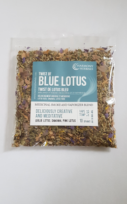 Twist of Blue Lotus Herbal Blend