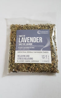 Twist of Lavender Herbal Blend