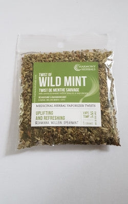 Twist of Wild Mint Herbal Blend