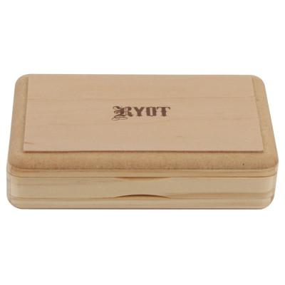 "RYOT Wood Hydration Box 3X5"" - Vaporizers.ca - 1"