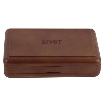 RYOT Wood Hydration Box 3X5""