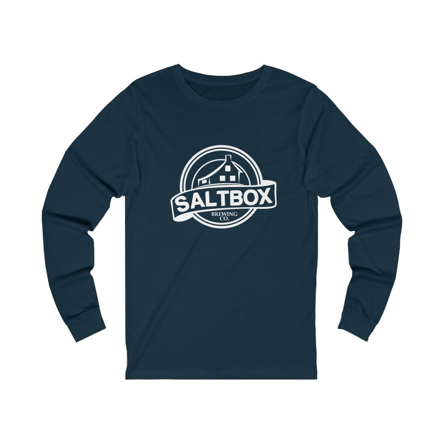 Saltbox Unisex Jersey Long Sleeve Tee