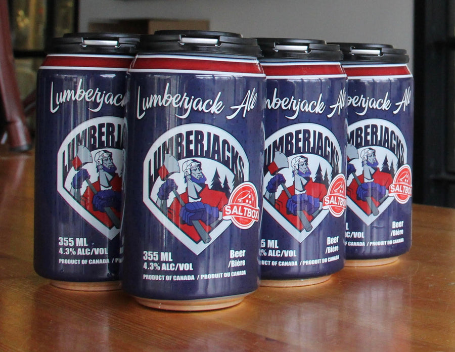 Lumberjack Ale 355ml - 6 Packs