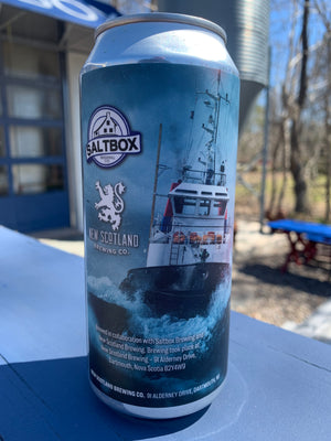 Salty Lion - New Scotland and Saltbox Co-Brew 473ml