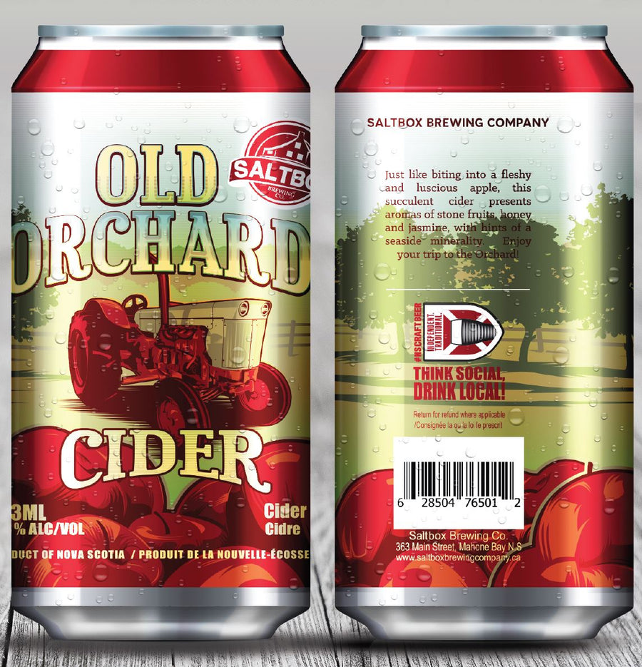 Old Orchard 473ml