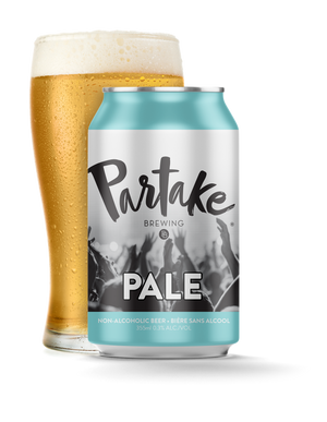 Partake Pale Ale 355 ml