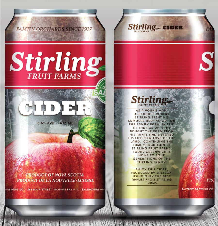 Stirling Farms 473ml