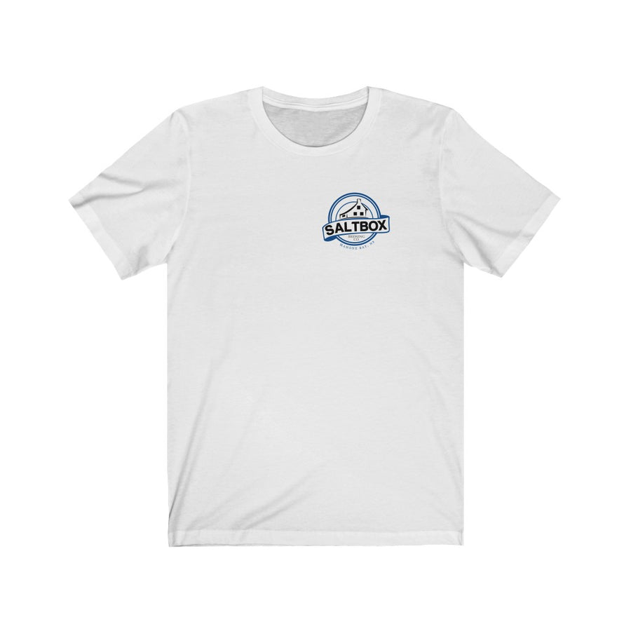 Saltbox Unisex Jersey Short Sleeve Tee