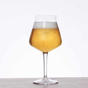 Crafted Goblet Beer 400ml Glass