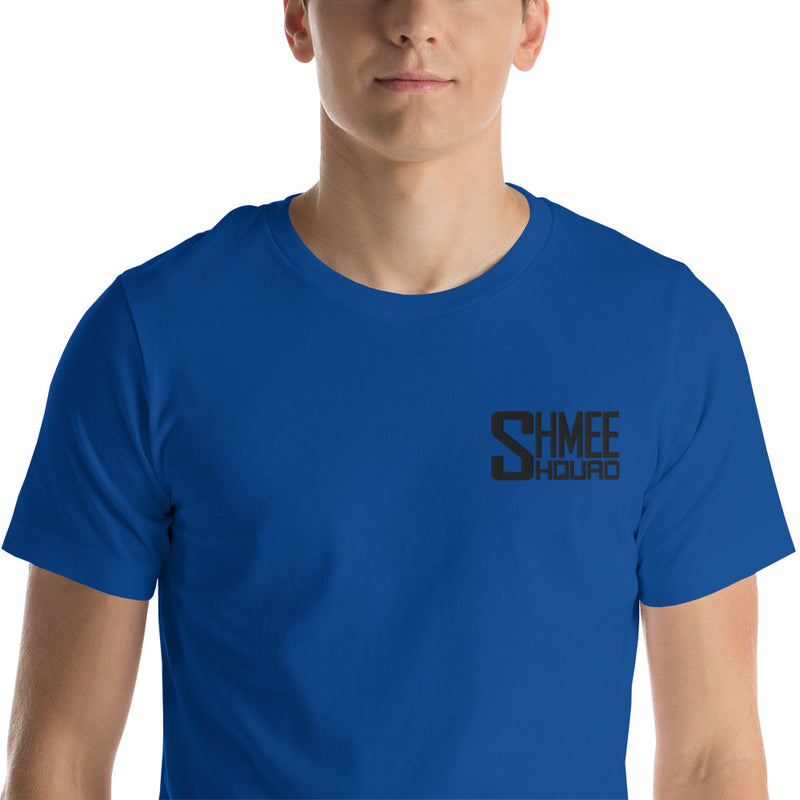 Shmee150 SHQUAD Embroidered T-shirt