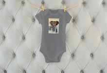 Charger l'image dans la galerie, Imagine Elephant Infant Fine Jersey Bodysuit