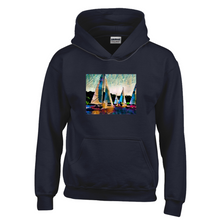 Load image into Gallery viewer, Regatta Navy Hoodies (Youth Sizes)