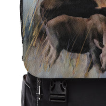 Load image into Gallery viewer, Moose & Calf Shoulder Backpack