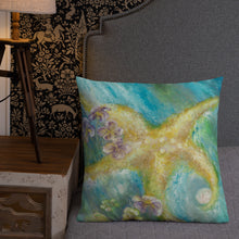 Load image into Gallery viewer, Starfish Pillow