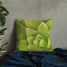 "Laden Sie das Bild in den Galerie-Viewer, ""Watered"" Art Pillow"