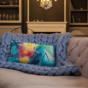 Shielding Presence Pillow